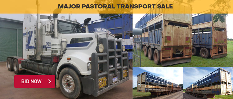 Major Pastoral Transport Sale - NT