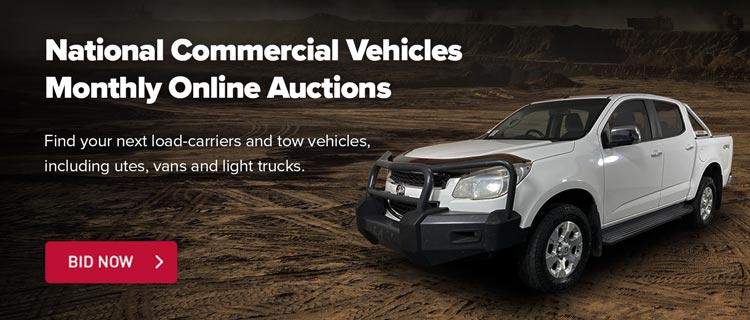Commercial Vehicle Sale