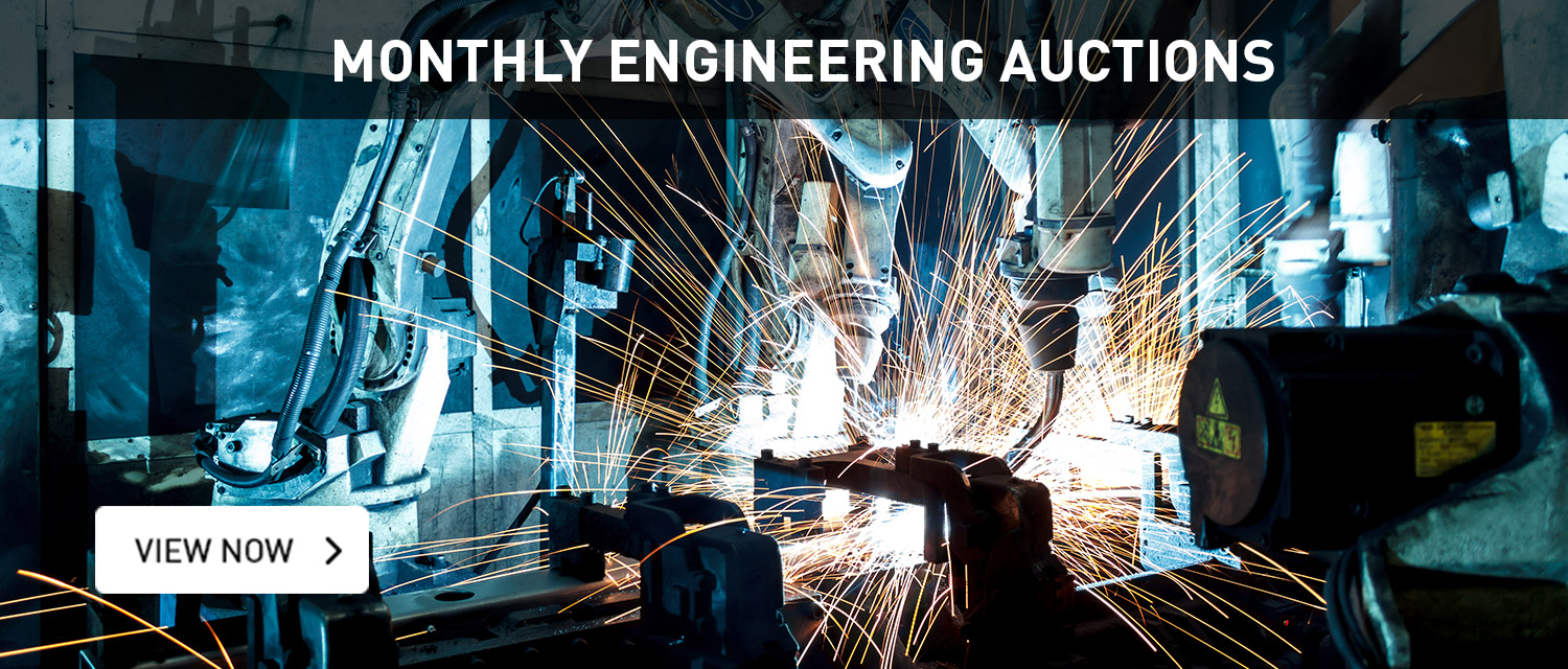 Monthly Engineering Auctions