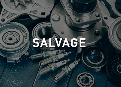 Salvage Cars