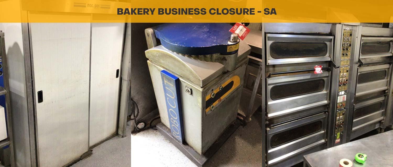 Bakery Business Closure - SA