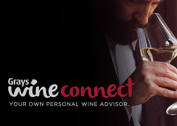 GraysWine Connect - Your own personal wine advisor