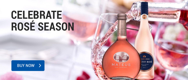 Celebrate Rose Season