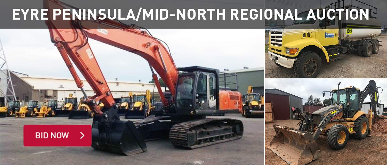 Eyre peninsula mid-north regional auction
