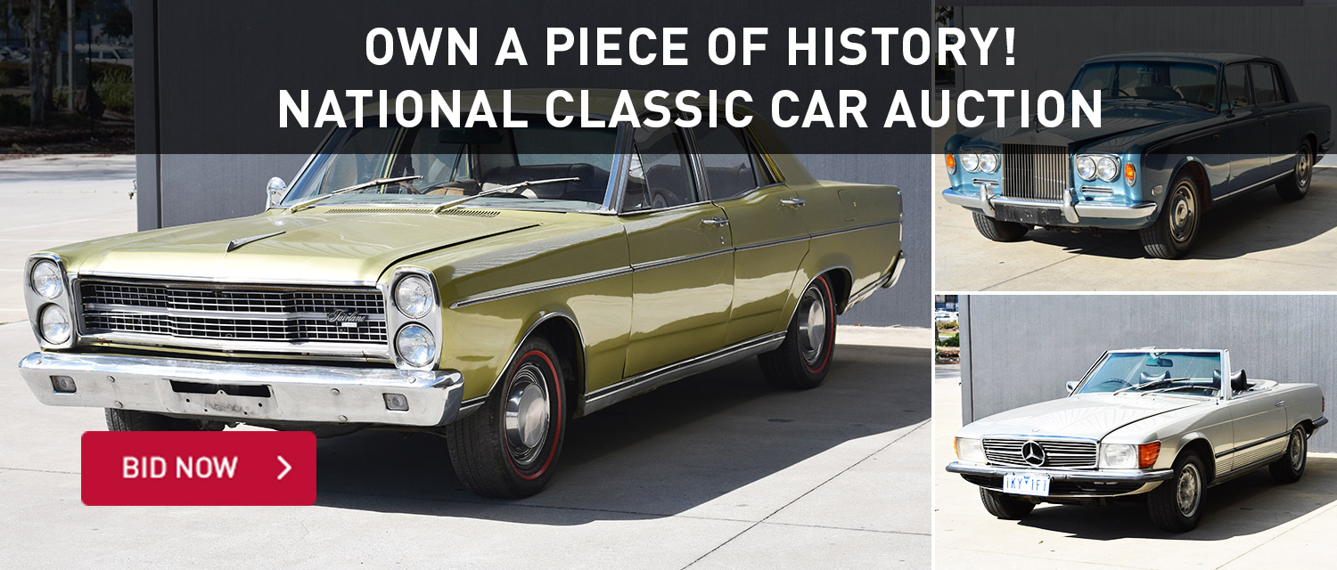 Monthly Classic Car Auctions