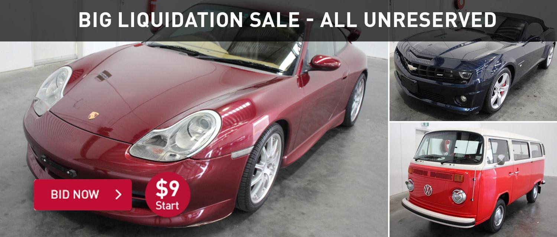 Big Liquidation Sale