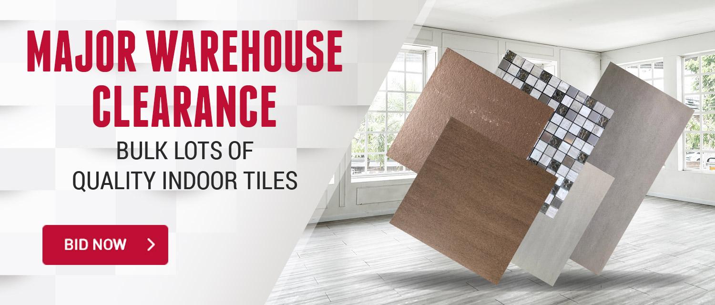 Major Tiles Warehouse Clearance