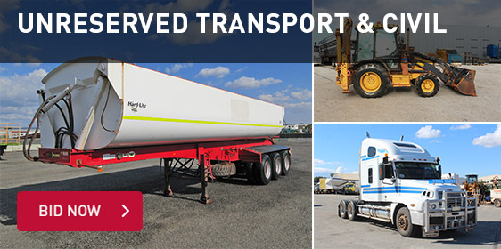 WA Transport Sale
