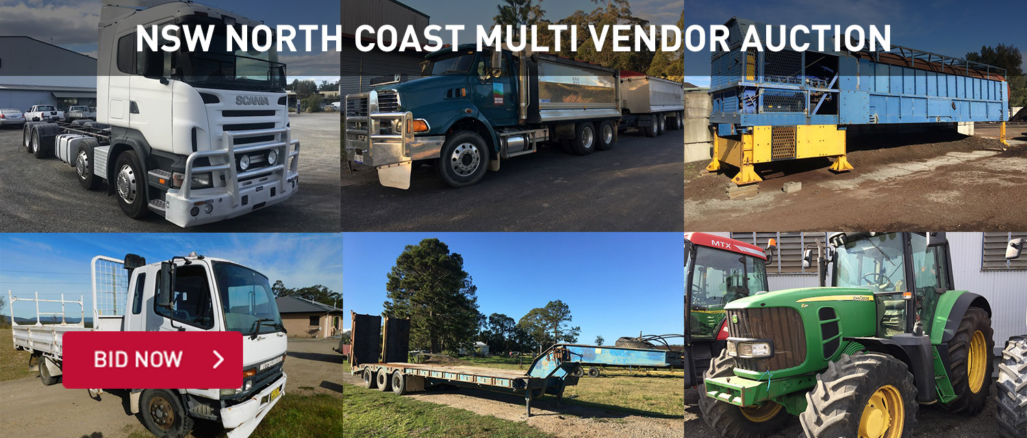 NSW North Coast Multi Vendor Auction
