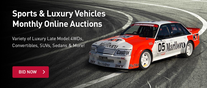 Sports & Luxury Vehicles