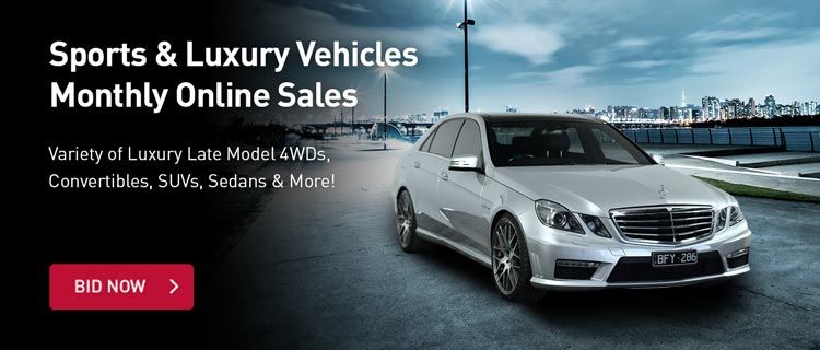 Luxury Car Auctions