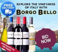 Explore the Vineyards of Italy with Borgo Bello