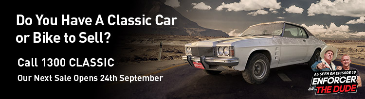 Classic Vehicles Monthly Auctions