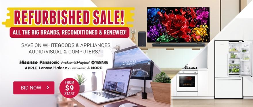 Refurbished Sale!