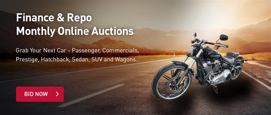 Finance and Repo Monthly Auctions