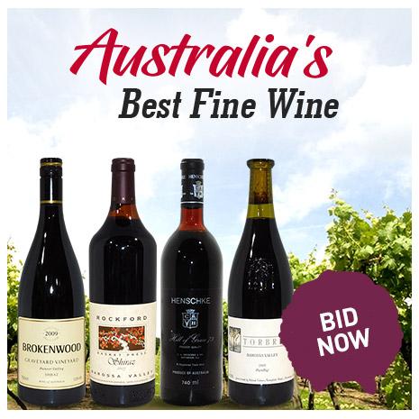 Australia's Best Fine Wine'