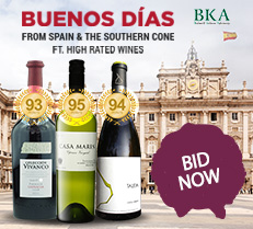 Bunos Dias! Spanish Wines