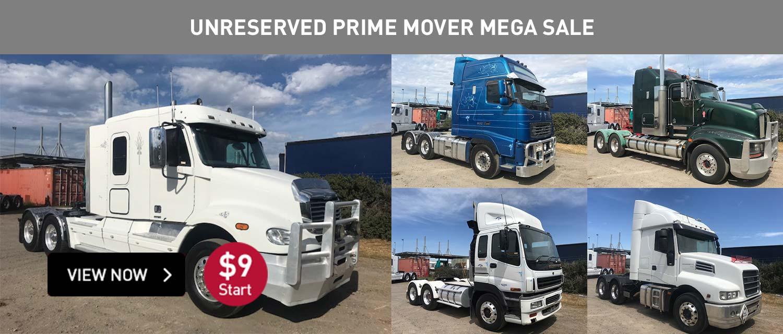 Unrserved Prime Mover Mega Sale