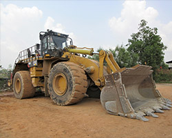 Caterpillar Wheel Loaders & Tool Carriers