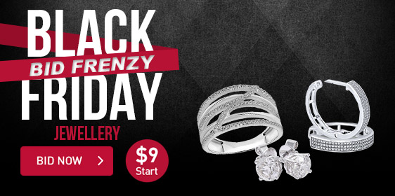 Black Friday Bid Frenzy | Jewllery