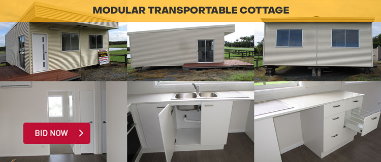 Modular Transportable Cottage