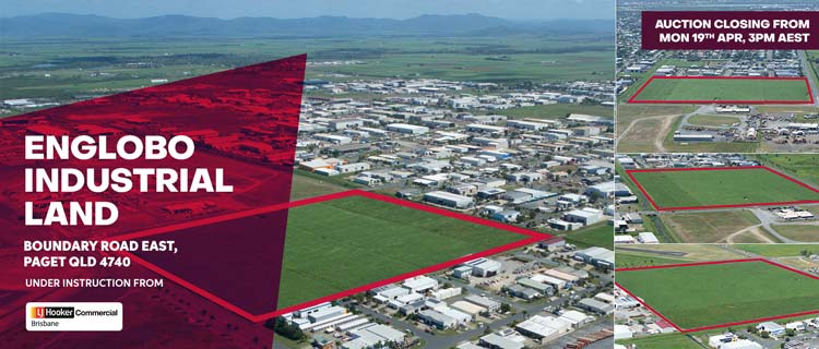 (Englobo Industrial Land) Boundary Road East, Paget QLD 4740