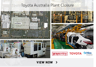 Toyota Plant Closure