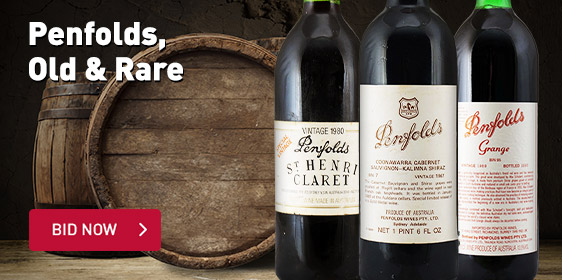 Penfolds - Old & Rare