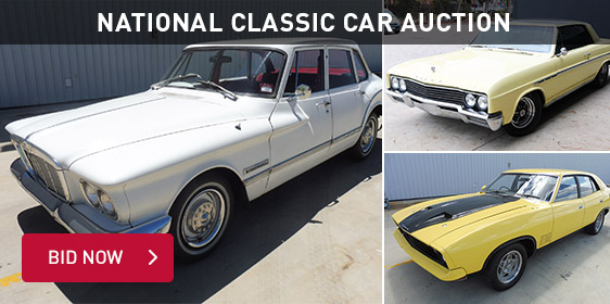 National Classic Car Auction
