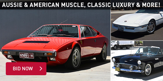 Aussie & American Muscle, Classic Luxury & More