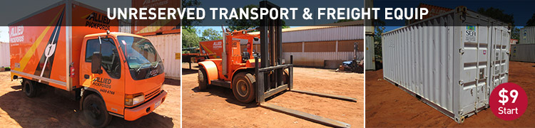 UNRESERVED TRANSPORT & FREIGHT GROUP