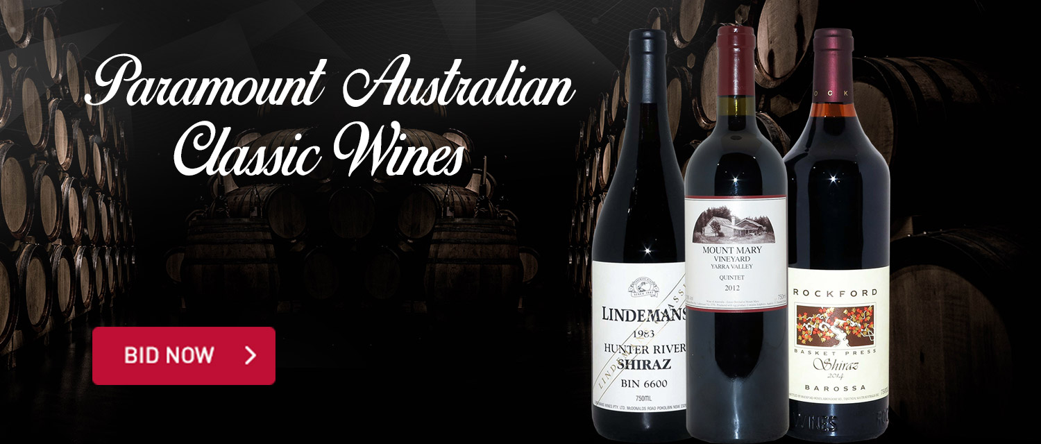 Aussie and French Wines