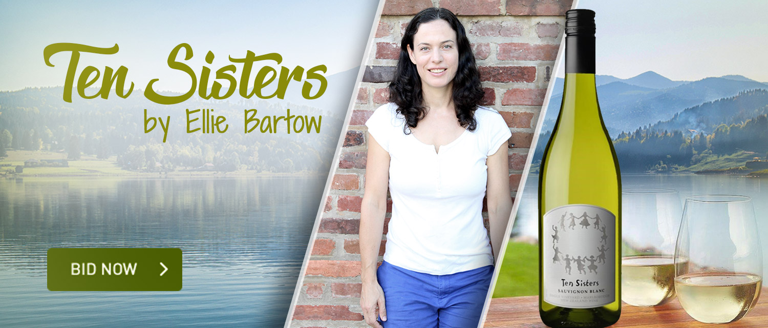 Ten Sisters by Ellie Bartow