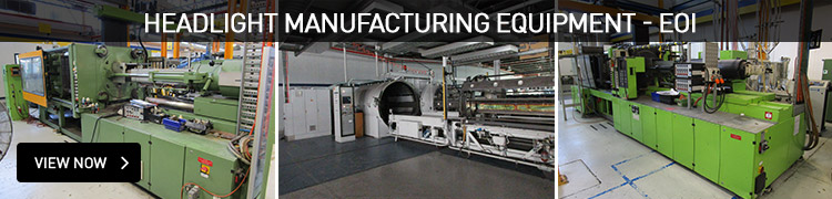 Headlight Manufacturing Equipment - EOI