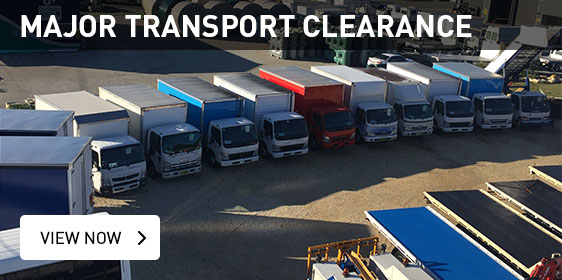 Major Transport Clearance