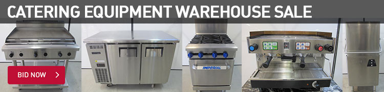 CATERING EQUIPMENT WAREHOUSE SALE !!