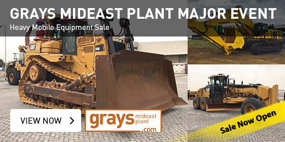 Grays Mideast Plant Event
