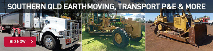 Southern QLD Earthmoving, Transport P & E and more