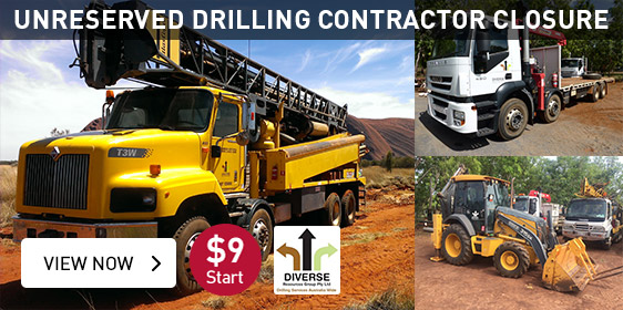 Unreserved Drilling Contractor Closure