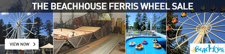The BeachHouse Ferris Wheel Sale