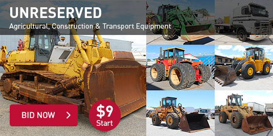 Unreserved Equipment
