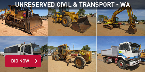 Unreserved Civil & Transport - WA