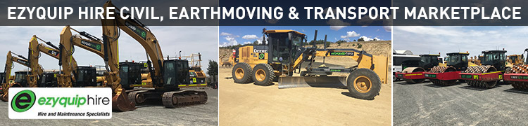 EZYQUIP HIRE CIVIL, EARTHMOVING & TRANSPORT MARKETPLACE