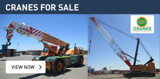 Cranes All On Sale