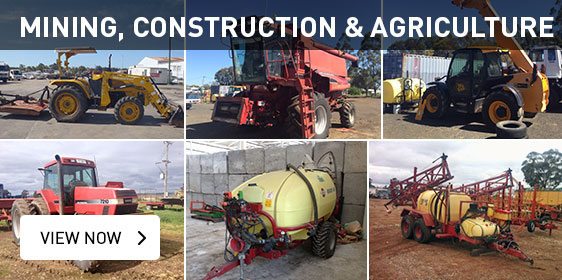 Mining, Construction & Agriculture