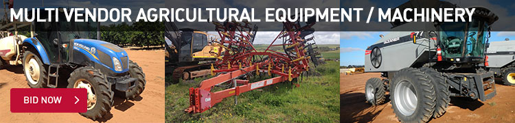 Multi Vendor Agricultural Equipment/Machinery