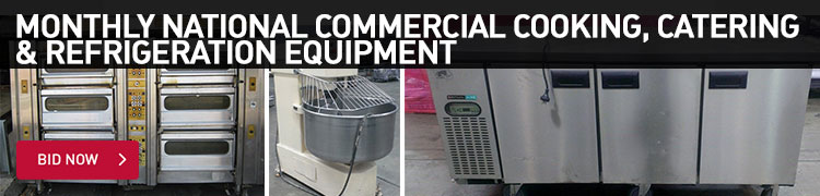 Monthly National Commercial Cooking, Catering & Refrigeration Equipment