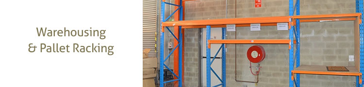 Warehousing & Pallet Racking