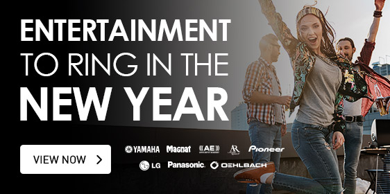 Entertainment to Ring in the New Year