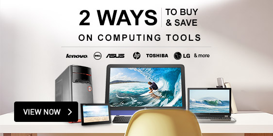2 Ways to Buy & Save On Computing Tools